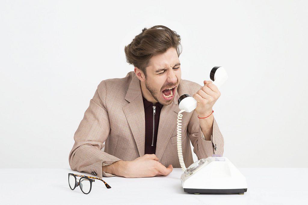 Unzufriedenheit bei Mitarbeitern